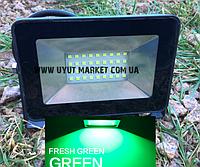 Зеленый прожектор для подсветки газонов 30Вт, LMP37-30, фото 1