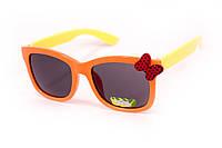 Детские очки с бантиком 928-4, фото 1