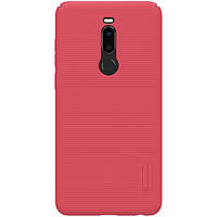 Чехол-бампер Nillkin Super Frosted Shield Red для Meizu Note 8