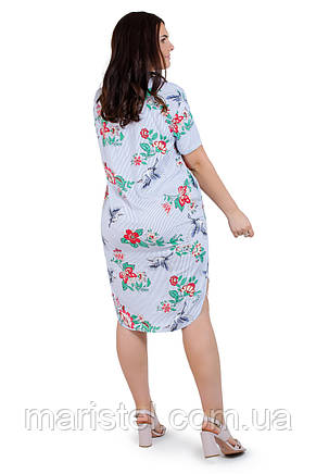 Женское летнее платье 1820-5, фото 3