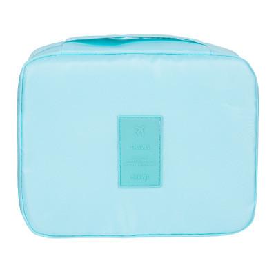 Дорожный органайзер для макияжа Mаkeup pouch Ver.5  бирюзовый 01029/03