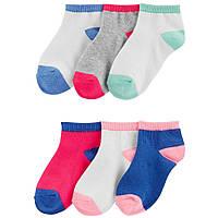 Комплект носочков для девочки Carters спорт