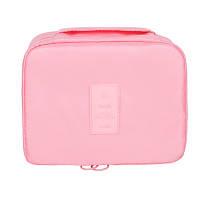 Дорожный органайзер для макияжа Mаkeup pouch Ver.5  розовый 01029/05, фото 1