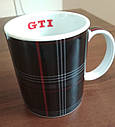 Оригінальна фарфоровий кухоль Volkswagen GTI Mug, Clark Design (5KA069601), фото 5