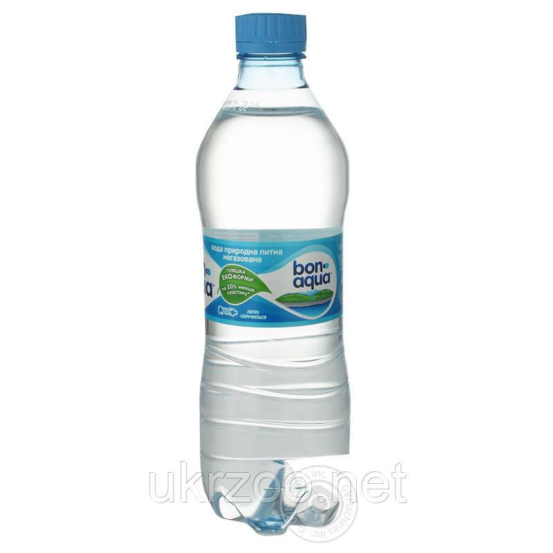 Бонаква без газа 0,5л