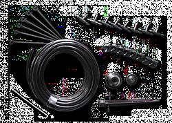 BRADAS Комплект 'MICRO' 9, DSZ-3675
