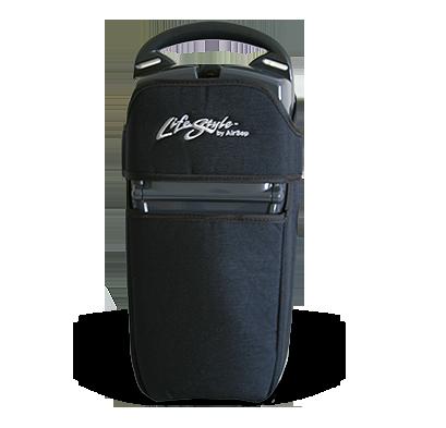Портативный концентратор кислорода AirSep LifeStyle Portable Oxygen Concentrator с пробегом