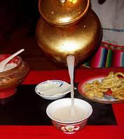 Монгольский чай на молоке 1 чайник