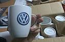 Оригинальная чашка Volkswagen Cup White (000069601D), фото 2