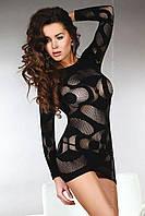 Умопомрачительное женское платье-сетка AVA