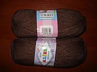 Alize Sekerim Bebe - 534 светло коричневый