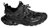 """Мужские Кроссовки Balenciaga Track """"Black"""" - """"Черные"""" (Копия ААА+), фото 1"""
