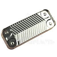 Теплообменник ГВС вторичный пластинчатый Immargas Mini Nike/Eolo 3E, Major Eolo  4E, Victrix 26 14 пл. - 3.021693