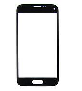 Стекло (для ремонта дисплея) Samsung A800F Dual Sim Galaxy A8, черное