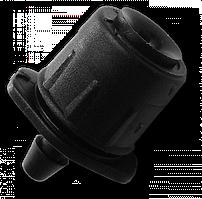 BRADAS Ороситель регулируемый 360° для трубки 4мм (10 шт), DSZ-1301