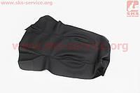 Чехол сидения (эластичный, прочный материал) черный, тип 2