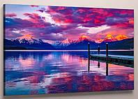 Картина природа холст 60х40 см