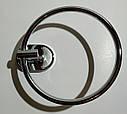 Держатель кольцо для полотенца L1904, фото 3