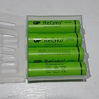 Акумулятор GP AA ReCyko+Pro 2700mAH (GP270AAHCE-2APCGBE4)