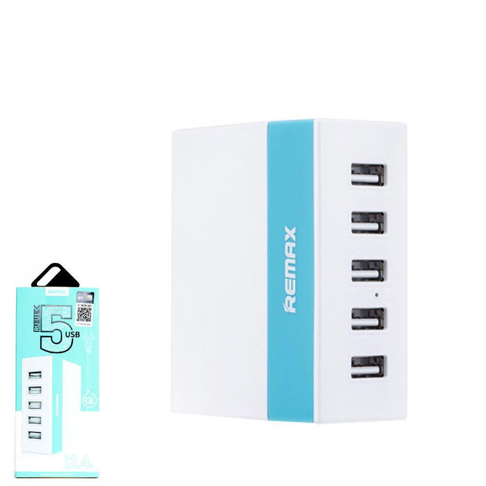 USB-концентратор Remax Youth RU-U1 Blue