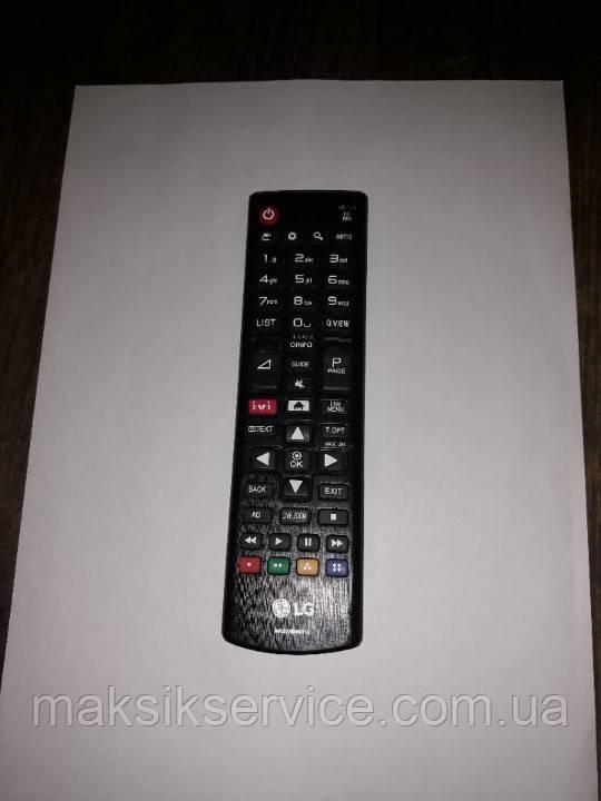 Оригинальный пульт для телевизора LG AKB75095312