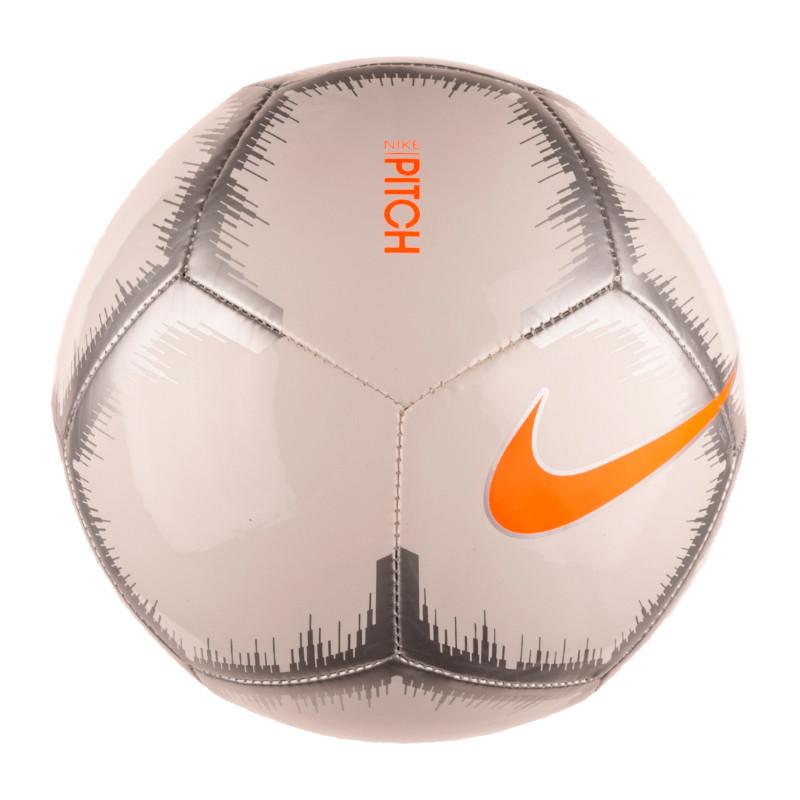 Мячи Мяч футбольный NIKE PITCH EVENT PACK SC3521-100(02-09-05-01) 3
