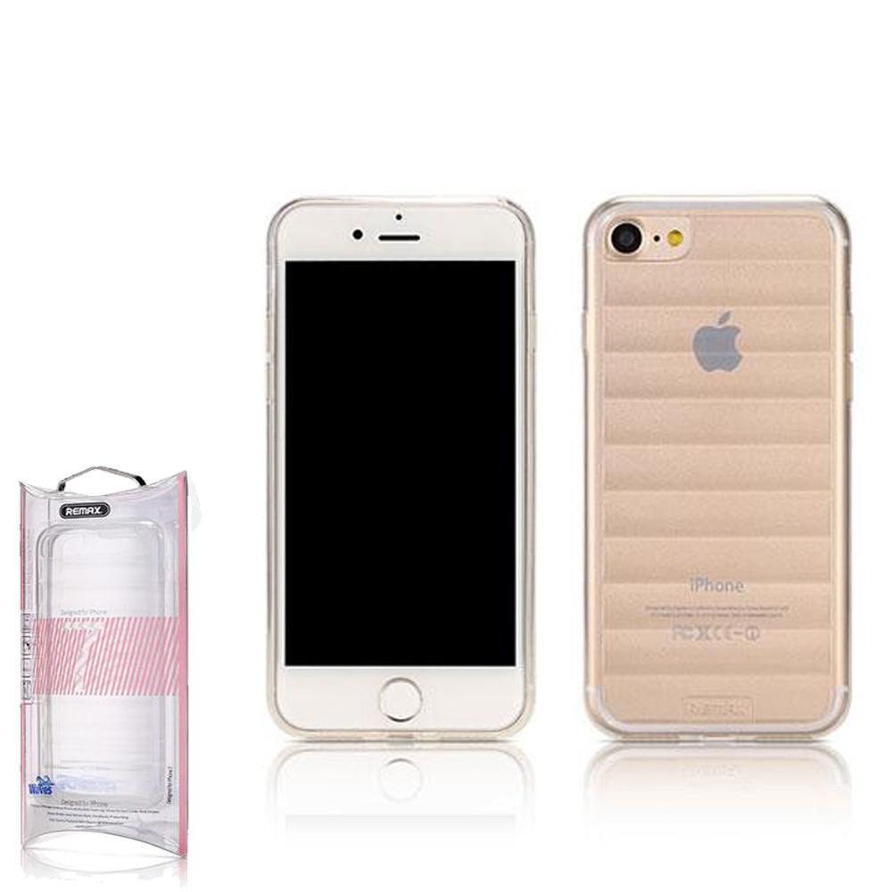 Чехол Remax Wave iPhone 7 Plus Transparent