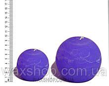Свеча шар 7 см Фиолетовый