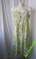 Платье женское летнее сарафан легкий р.48-50