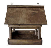 "Кормушка для птиц деревянная, ""Горихвостка"", оригинальные кормушки для птиц, домик для синичек, Інші товари в каталозі - подарунки, Другие товары в"
