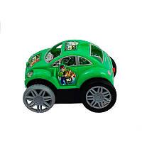 Робокар Поли, машинки для мальчиков, Цвет - Зеленый, Поли робокар
