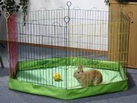Pet Pro Дно в вольер манеж для мелких животных, нейлон 105*105*10 см