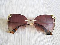 Стильные женские очки копия Гуччи