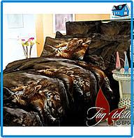 Комплект постельного белья Бязь (евро размер)