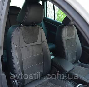 Чехлы сидения авто Volkswagen Amarok 2009-2019 гг