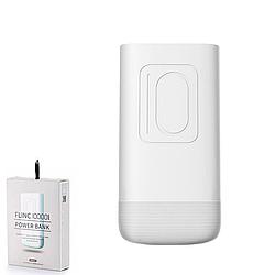 Портативний зарядний пристрій (Power Bank) REMAX Power Bank Flinc Series RPP-72 10000 mAh White