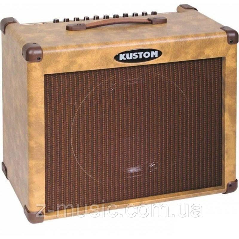Комбоусилитель для акустических инструментов KUSTOM SIENNA35PRO