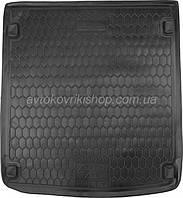 Резиновый коврик багажника Audi A6 C7 2014- (универсал) Avto-Gumm