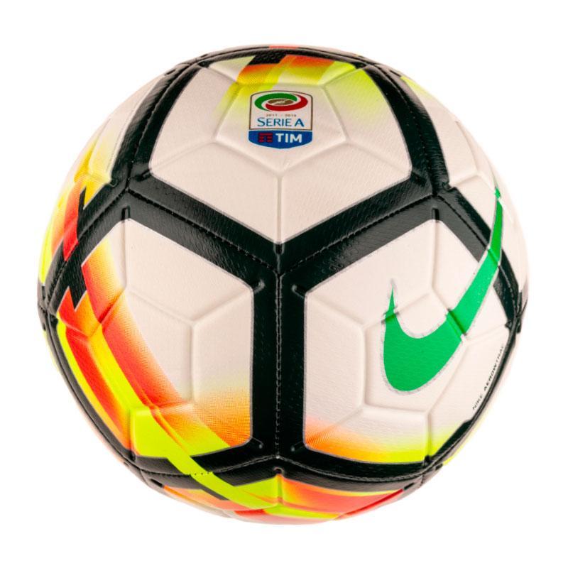Мячи NIKE STRIKE SERIE A SC3152-100(02-09-01-01) 3