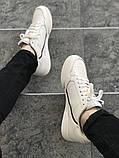 Чоловічі кросівки в стилі Adidas Continental 80 (Milk), Адідас Континеталь 80 (Репліка ААА), фото 4