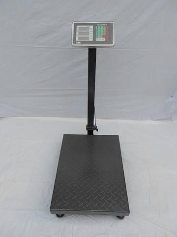 Весы товарные напольные 300 кг-Олимп-К3