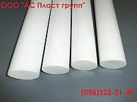 Фторопласт Ф-4, стержень, диаметр 15-200 мм, длина 500 и 1000 мм.