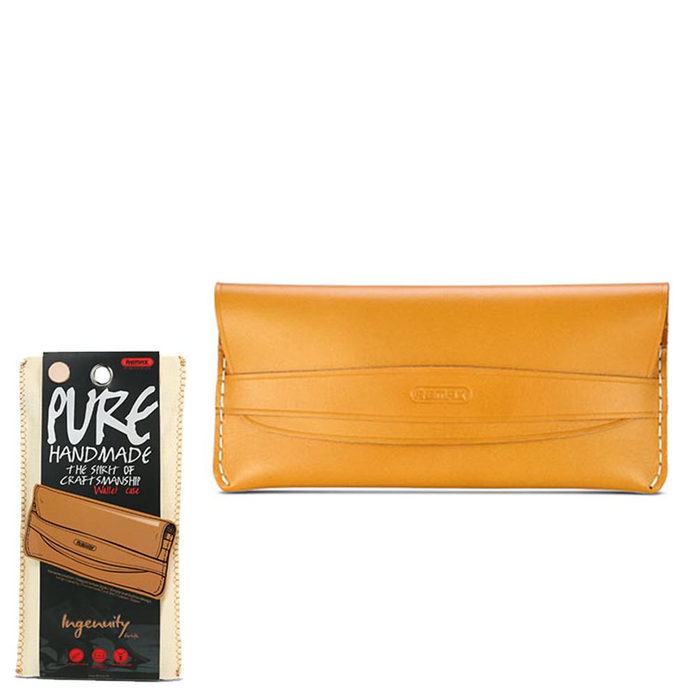 Кошелек Ingenuity Remax wallet case Brown