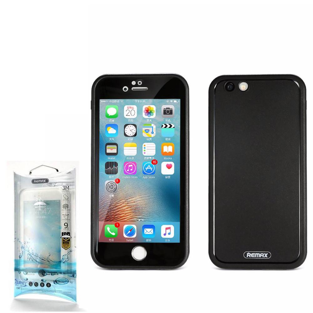 Чехол Remax Journey Waterproof iPhone7 Plus Black