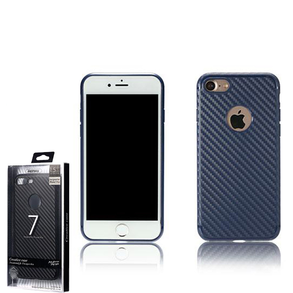 Чехол Remax Viger iPhone 7 Plus Blue