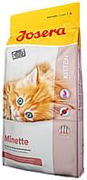 Сухой корм для котят, беременных и кормящих кошек Josera Minette 2 кг