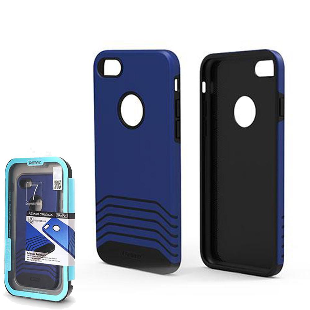 Чехол Remax Saman iPhone 7 Plus Blue