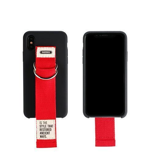 Чохол Remax Mathilda Series Case for iPhone X RM-1643 Black