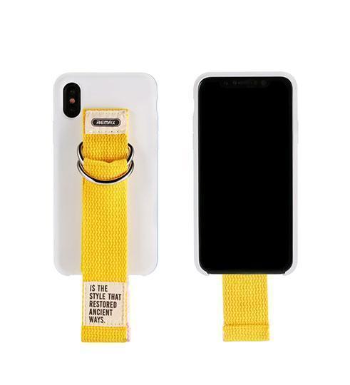 Чехол Remax Mathilda Series Case for iPhone X RM-1643 White