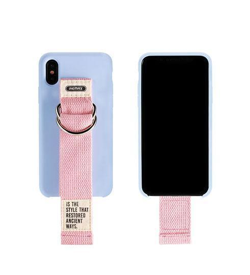 Чехол Remax Mathilda Series Case for iPhone X RM-1643 Blue